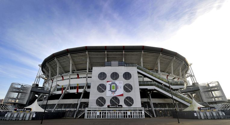 Amsterdam Arena Beeld anp