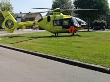 Traumahelikopter rukt uit voor incident in woning in Nijkerk