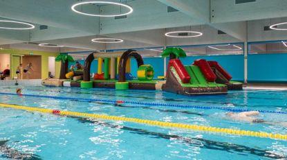 Nieuw springkasteel voor zwembad Den Bessem zorgt elke woensdag en zaterdag voor extra zwemplezier