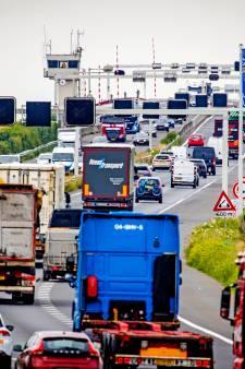 Toch geen megafiles op komst? Onderzoek naar minder vergaande afsluiting Haringvlietbrug