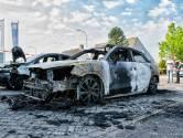 Auto's in Goirle verwoest door brand