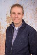 Wethouder Frank van Raak.