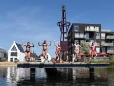 Zwemmen oogluikend toegestaan aan noordwestkant Cattenbroekerplas