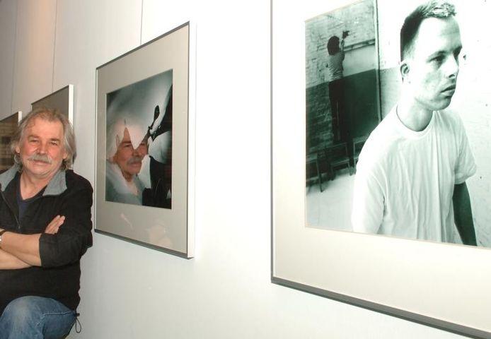 Bas Mariën exposeert deze maand hij een aantal van zijn beste foto's in de Hanzehof in Zutphen. foto Bob Bakker