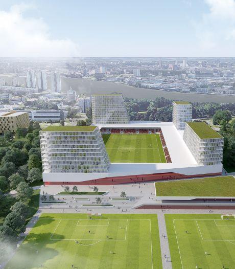 Excelsior zet flinke stap op weg naar groter stadion: 'We hopen plan eind dit jaar klaar te hebben'