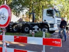 Wat zagen de truckchauffeur en de fietser op dat fatale moment op de rotonde in Vught?