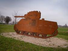 Symbool van strijd en hoop naast de 'onschuld van de Tweede Wereldoorlog'