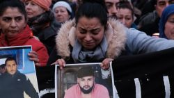 Inwoners van Hanau nemen afscheid van slachtoffers schietpartij