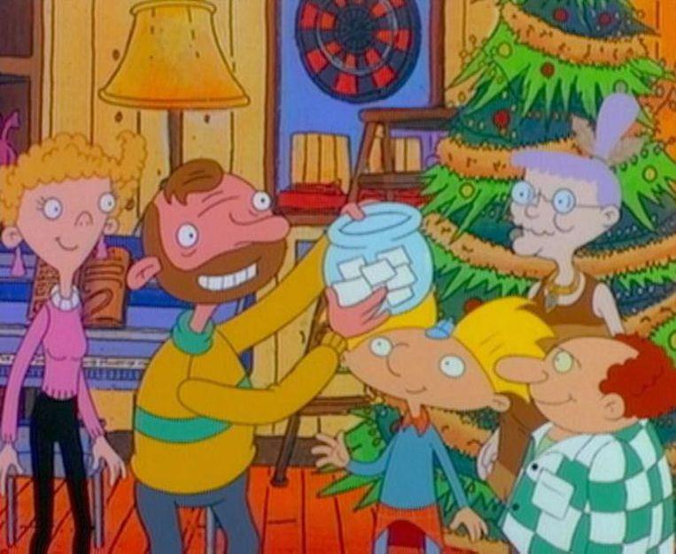 'Hey Arnold!' Beeld MTV NETWORKS