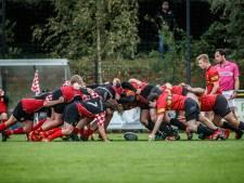 The Dukes dolblij met hervatting rugbycompetitie: 'Belangrijk voor de ontwikkeling van talenten'