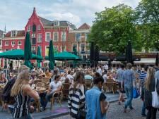 Utrechtse terrassen mogen tijdelijk meer ruimte innemen