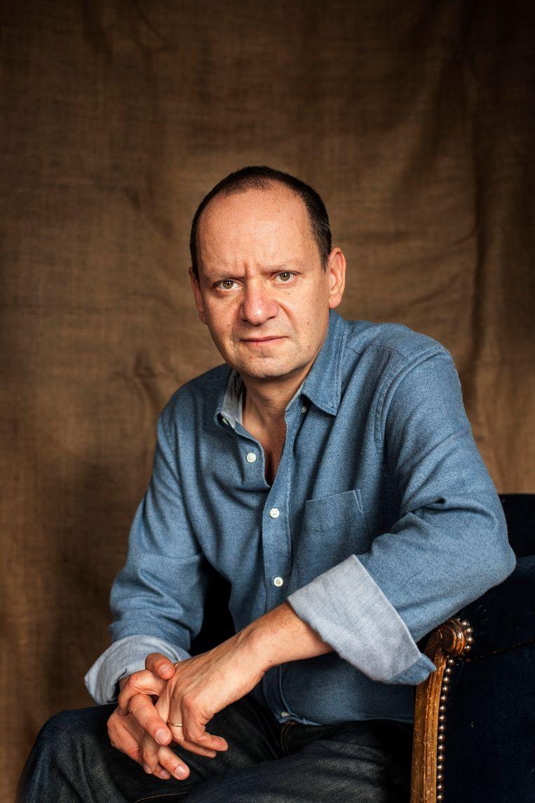 Philippe Sands: 'De tijd is rijp, ik zie de internationale steun snel groeien.'  Beeld Antonio Olmos / Eyevine