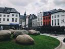 De Grote Markt van Aalst.