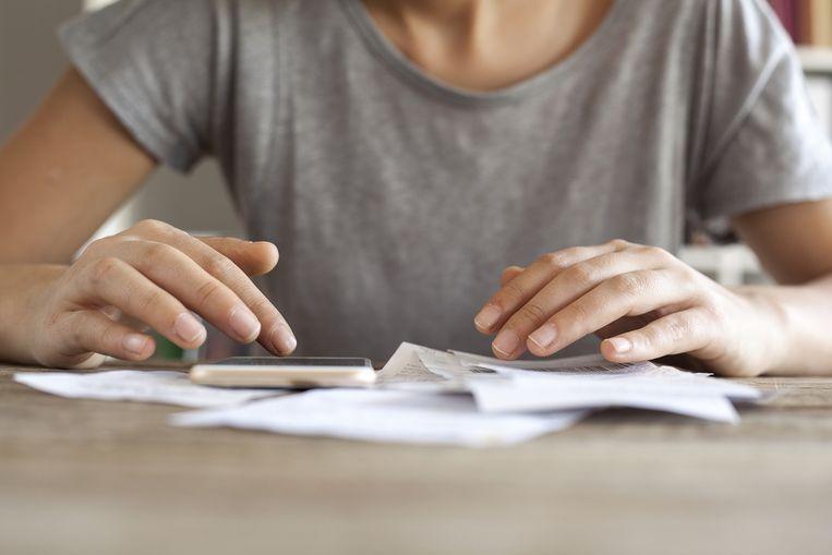 Hoeveel u opzij mag leggen, hangt in de eerste plaats af van uw netto belastbaar beroepsinkomen