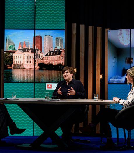 Vijf opvallende momenten met Ploumen (PvdA): 'Johan Derksen is niet heel erg complimenteus'