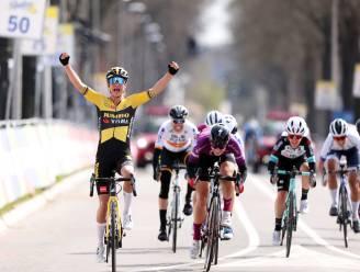 Marianne Vos vult opnieuw een gaatje in haar palmares en wint voor het eerst de Amstel Gold Race