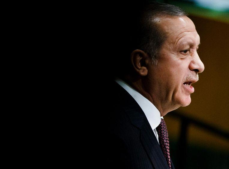 De pro-Koerdische oppositiepartij ontkent elke betrokkenheid met terroristische groeperingen en zegt dat ze het slachtoffer is van een heksenjacht door president Recep Tayyip Erdogan.