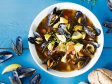 Wat Eten We Vandaag: Manhattan chowder met Zeeuwse mosselen