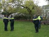 Dode aangetroffen in Wilhelminapark in Tilburg, deel park afgezet