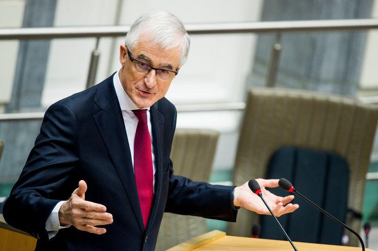 Vlaams minister-president Geert Bourgeois (N-VA).