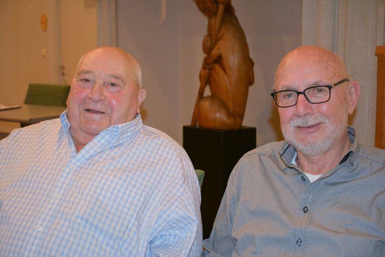 Op de gemeenteraad werd afscheid genomen van twee monumenten: Frans Windhey en Freddy Merckx.