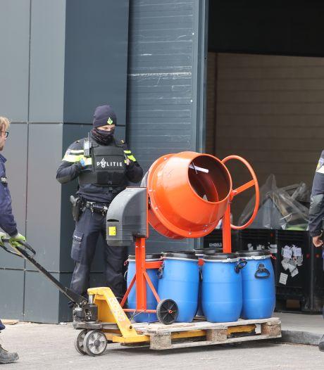 Opnieuw een groot drugslab ontdekt bij Haagse Nikkelwerf, één verdachte aangehouden