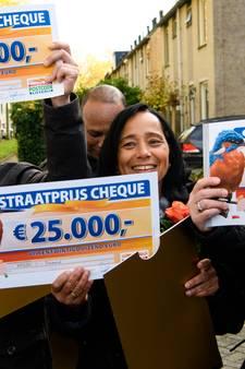 Straatprijs Postcode Loterij valt in Dordrecht