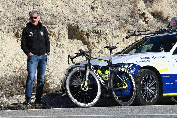 Valerio Piva begint zaterdag aan zijn twintigste Ronde van Italië.