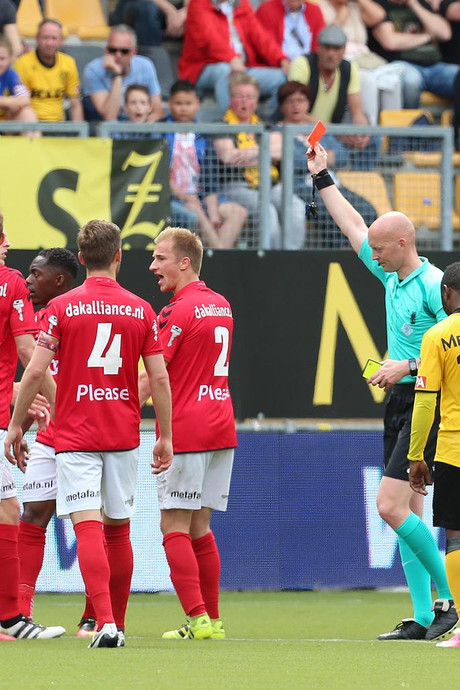 Helmond Sport op dramatische wijze uitgeschakeld in play-offs