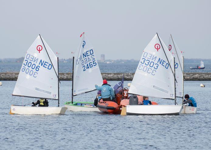 Op 9, 10 en 11 juli zijn 250 boten van de partij tijdens de Zeeland Regatta.