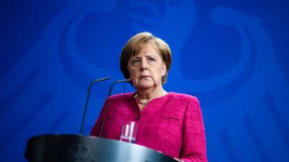 Merkel ontkent berichten over migratietop met andere EU-landen