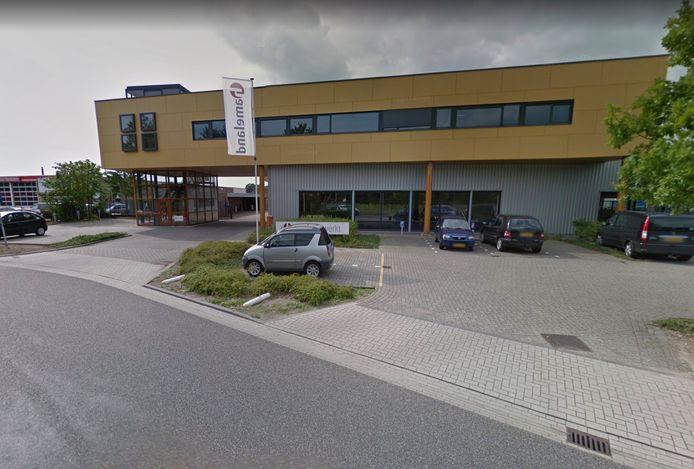 Werkbaan Oost (voorheen sociaal werkvoorzieningschap Hameland) op het industrieterrein van Lichtenvoorde.