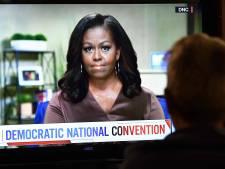 """Michelle Obama n'a pas épargné Donald Trump: """"Du chaos, de la division et un manque total d'empathie"""""""