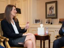 À l'Onu, Sophie Wilmès remercie le Qatar pour son aide pour les évacuations depuis Kaboul