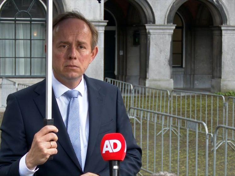 Van der Staaij: 'Formatie heeft nu wel lang genoeg geduurd'