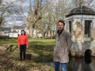 """Beschermd prieeltje in Boerenkrijgpark krijgt grondige renovatie: """"Kers op de taart voor reeds vernieuwde park"""""""