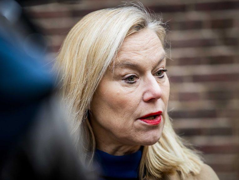 Minister Sigrid Kaag voor buitenlandse handel en ontwikkelingssamenwerking (D66) wil toezeggingen tot verbetering van de UNDP. Beeld ANP