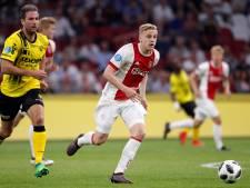 VVV makkie voor Ajax, Stam gaat met PEC voor drie op rij