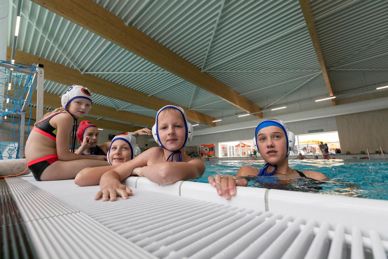 Zwem- en Waterpolovereniging De Treffers in Rosmalen is een club van families.
