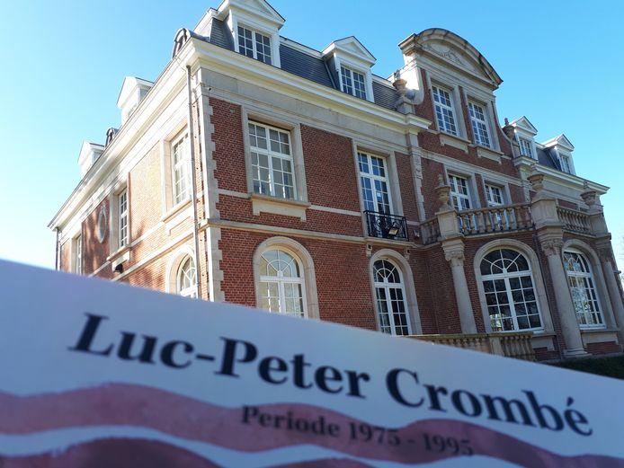 Kasteel Wallemote biedt straks onderdak aan een expo met werken van Luc-Peter Crombé.