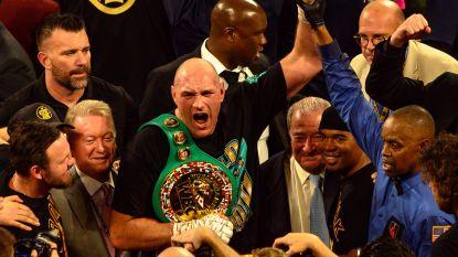 """Van bijna dood tot wereldkampioen, Freddy De Kerpel heeft Tyson Fury hoog zitten: """"De meest unieke kampioen na Ali"""""""