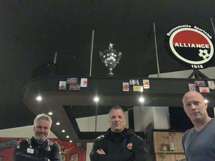 Marco Klijs wordt komend seizoen hoofdtrainer van RSC Alliance.