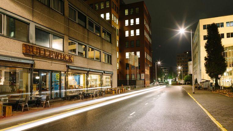 De Hogehilweg in Bullewijk is een voorbeeld van kansrijke vooruitgang in de Bijlmer Beeld Marc Driessen
