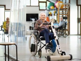 Bewoners met dementie fietsen hun eigen 1.000 km voor Kom op tegen Kanker