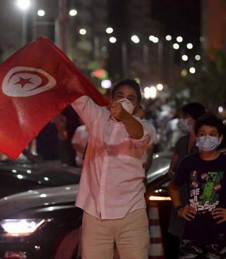Presidentiële staatsgreep in Tunesië: parlement buitenspel, premier weggestuurd
