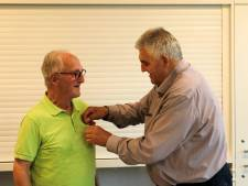 Eerbewijs aan 80-jarige Arnhemse arbiter
