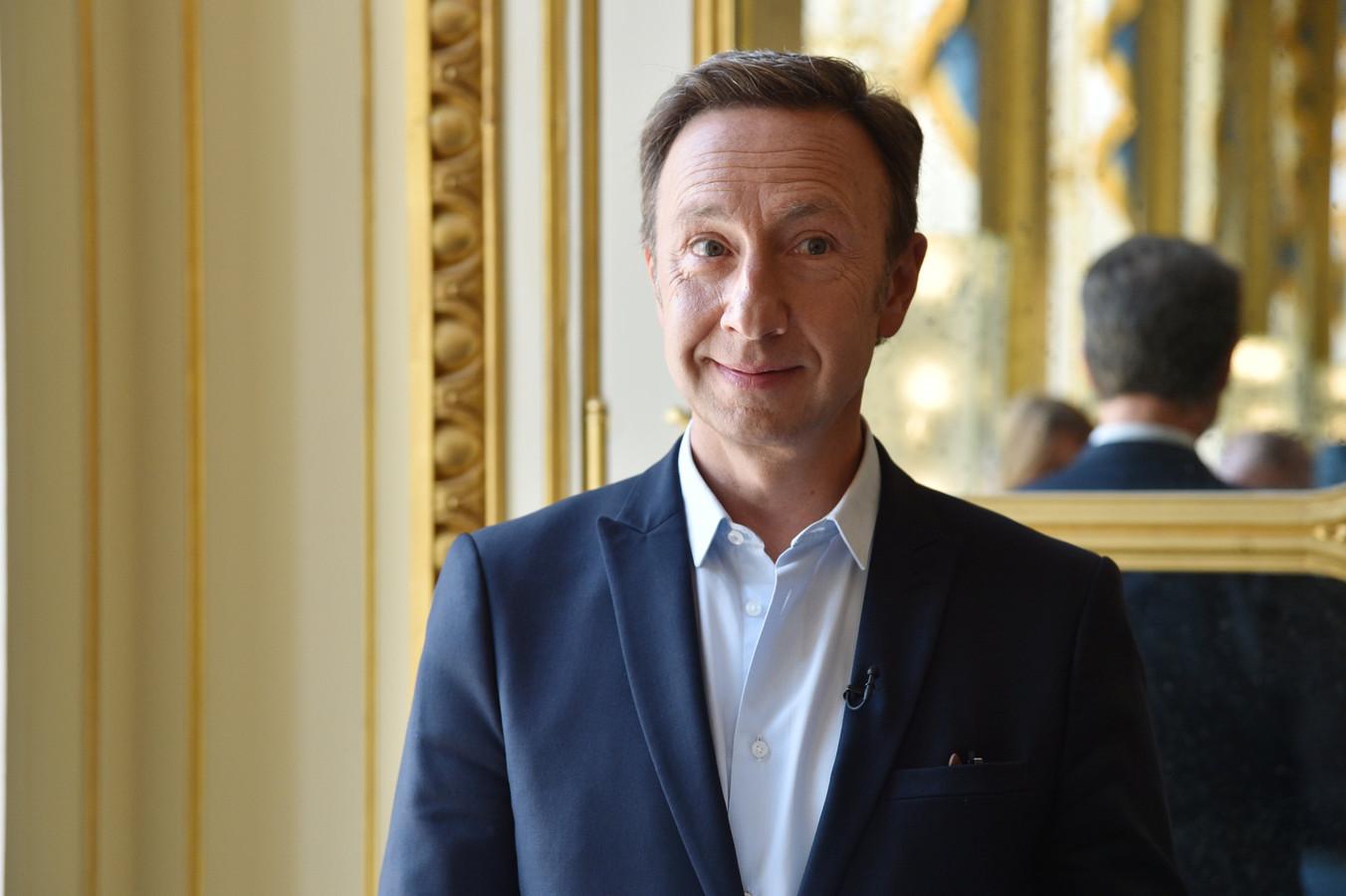 Stéphane Bern.