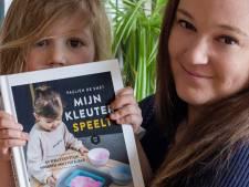 Kindjes entertainen? Mama Paulien brengt haar tweede boek uit met spelletjes voor de jongsten