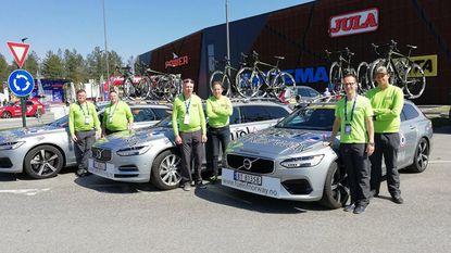Passion For Cycling trekt naar het buitenland