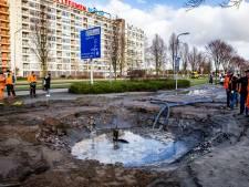 Zwijndrecht waarschuwt: 'Springen rioolpersleiding kan vaker gebeuren in de toekomst'